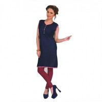 Womens Cotton Kurti 3141