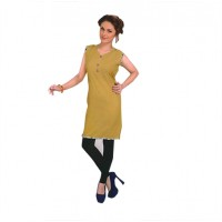 Womens Cotton Kurti 3142