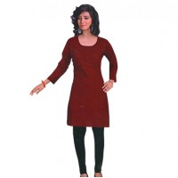 Women's Cotton Kurti 3184