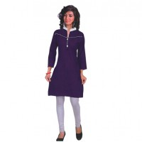 Womens Cotton Kurti 3186