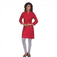 Women's Cotton Kurti  3191
