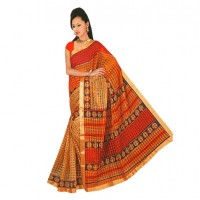 Designer Cotton Saree FS 264