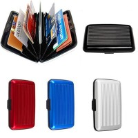 Wallet Card Holder with 6 Slots
