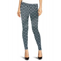 Womens Leggins Check print cook jeggins pt1