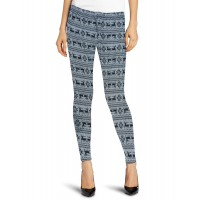 Womens Leggins Check print cook jeggins pt3