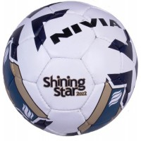 Nivia Shining Star 2022 Football - Size: 5