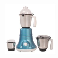 Wonderchef Premium 750 Watt Mixer Grinder with 3 Jars 5 Years Warranty