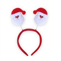 Headband Christmas Santa GN054
