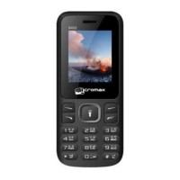 Micromax X402 Dual SIM Mobile Phone - Black