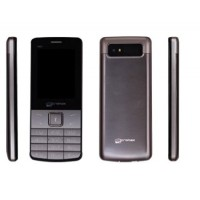 Micromax X602 - GREY 256 MB Metallic Grey
