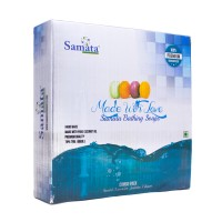 Samata Premium Combo Soap Pack with Pure Coconut Oil