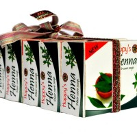 Henna Soap Buy 5 Get 1 Free (Pack of 6)