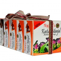 Kasturi Manjal Soap Buy 5 Get 1 Free (Pack of 6)