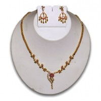 Gold Plated Necklace G1