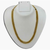Gold plated necklace G3