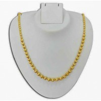 Gold plated necklace G4