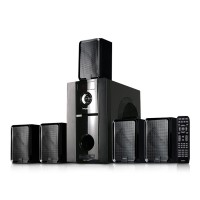 Impex Home Entertainment 5.1 Speaker System Opera Blue