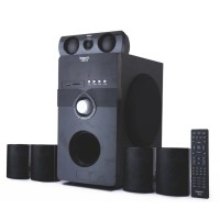 Impex 5.1 Multimedia Speaker System Vibrato Bluetooth Home Theatre System
