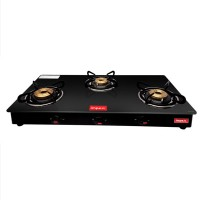 Impex Glass Top Gas Stove IGS 1213B