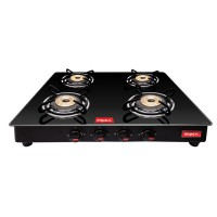 Impex Glass Top Gas Stove IGS 1214