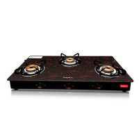 Impex Design Glass Top Gas Stove IGS 1213B