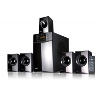 Impex 5.1 Multimedia Speaker System- Classic Gold
