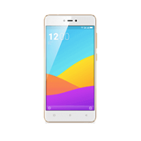 Gionee Smart Phone 4G LTE  F103 Pro -Gold