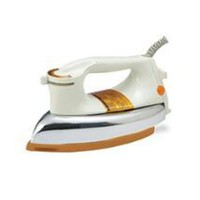 Fobbs Iron Box Heavy Iron Man Gold 750W