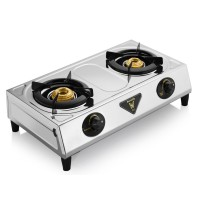 Butterfly Stainless Steel Ace 2 Burner Gas Stove