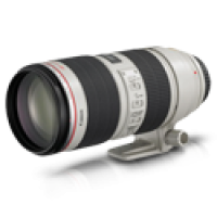 Canon EF70 200mm f 2.8L IS II USM