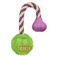 Ball on a Rope Toy 1 Nos AG236