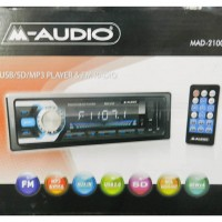 M-Audio Car Stereo Mad-2100 AU004