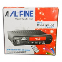 Al-Fine Mp3 Multimedia Player