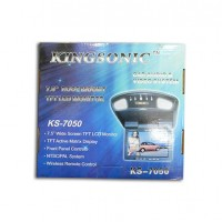 KingSonic Car Audio & Video Player KS-7050 AU038