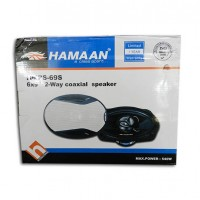 "Car speaker Hamaan	6x9"" 2 way coaxial HMPS-69S -540W- AU045"