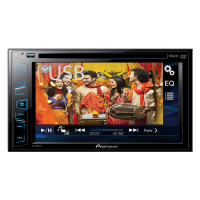 Pioneer Car DVD Player AVH-189DVD AU002