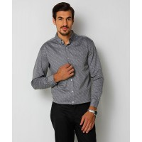 Yepme Men's Regular Fit Formal Shirt-Grey GN011