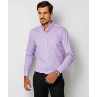 Yepme Men's Regular Fit Formal Shirt-Purple GN014