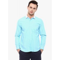 Yepme Men's Blue Casual Shirt (GN021)