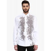 Yepme Enrik Party Shirt-White GN024