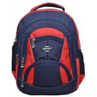 SPYKI Red and Blue Laptop Bag GN037