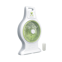 Mr. Light Rechargeable Fan F500 with Remote Control EL010