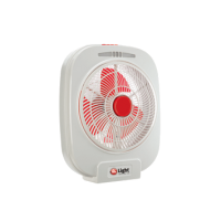 Mr. Light Rechargeable Fan F400 with Remote Control EL011