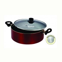 Biriyani Pot 3.5 Ltr with Glass Lid Mr Plus