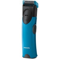 Philips Beard Trimmer Series 1000 Battery Operated Trimmer-Blue Body EL005