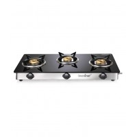 Greenchef Namo 3 Burner Glass Top Stove HM004