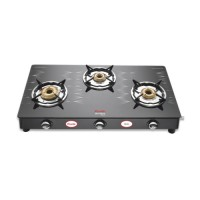 Preethi Electra Glass Top Gas Stoves gts-112