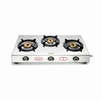 Preethi Ember Stainless Steel Gas Stoves ssgs-003