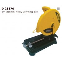 Dewalt 355mm Heavy Duty Chop Saw D28870