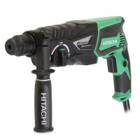 HITACHI DH26PC  SDS ROTARY HAMMER DRILL 3MODE 830W DH26PC